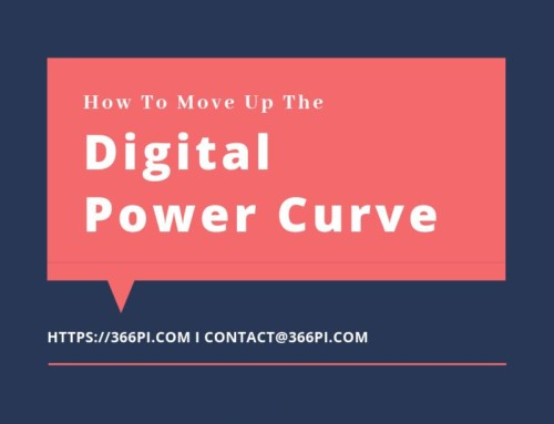 How To Move Up The Digital Power Curve