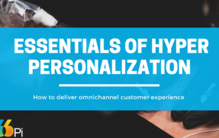 Hyper personalization for customer experience