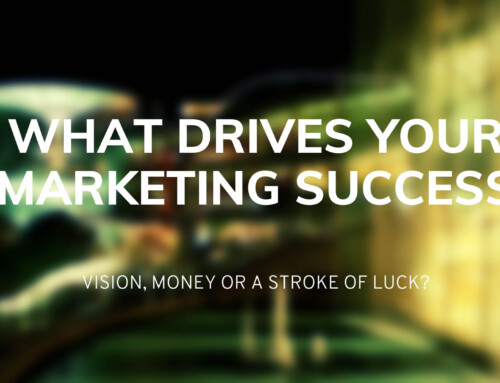 The Hidden Drivers Of Marketing Success