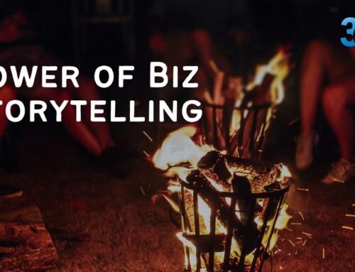 Power of Biz Storytelling